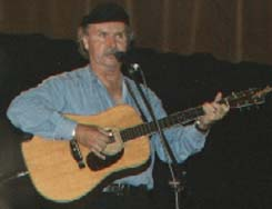 Tom Paxton 1997, photo by The Mollis