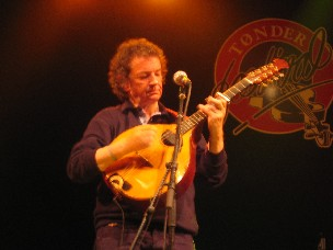Andy Irvine in Tonder