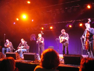 Lunasa, T�nder Festival, photo by Tom Keller