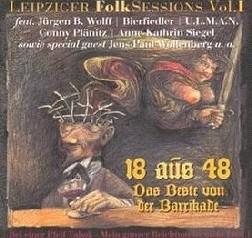 Leipziger Folksessions Vol. 1, 18 aus 48- Das Beste von der Barrikade
