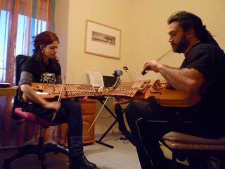 Ana Alcaide & Renzo Ruggiero