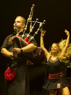 The Red Hot Chilli Pipers